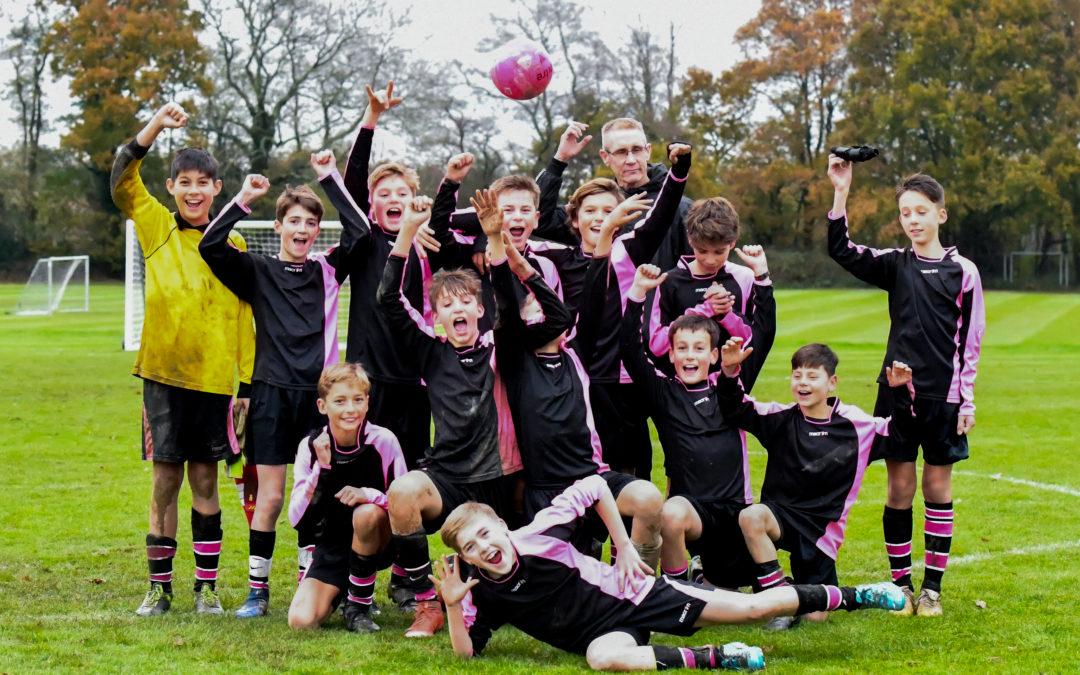 1st XI Unbeaten Season!
