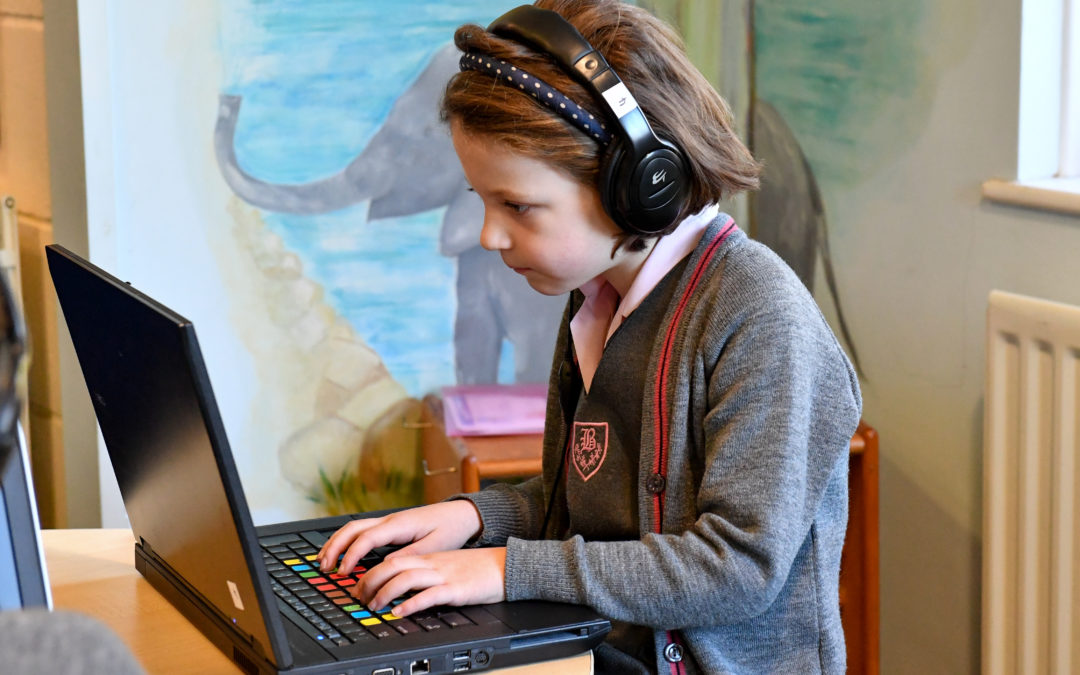 Touch Typing in the Pre-Prep