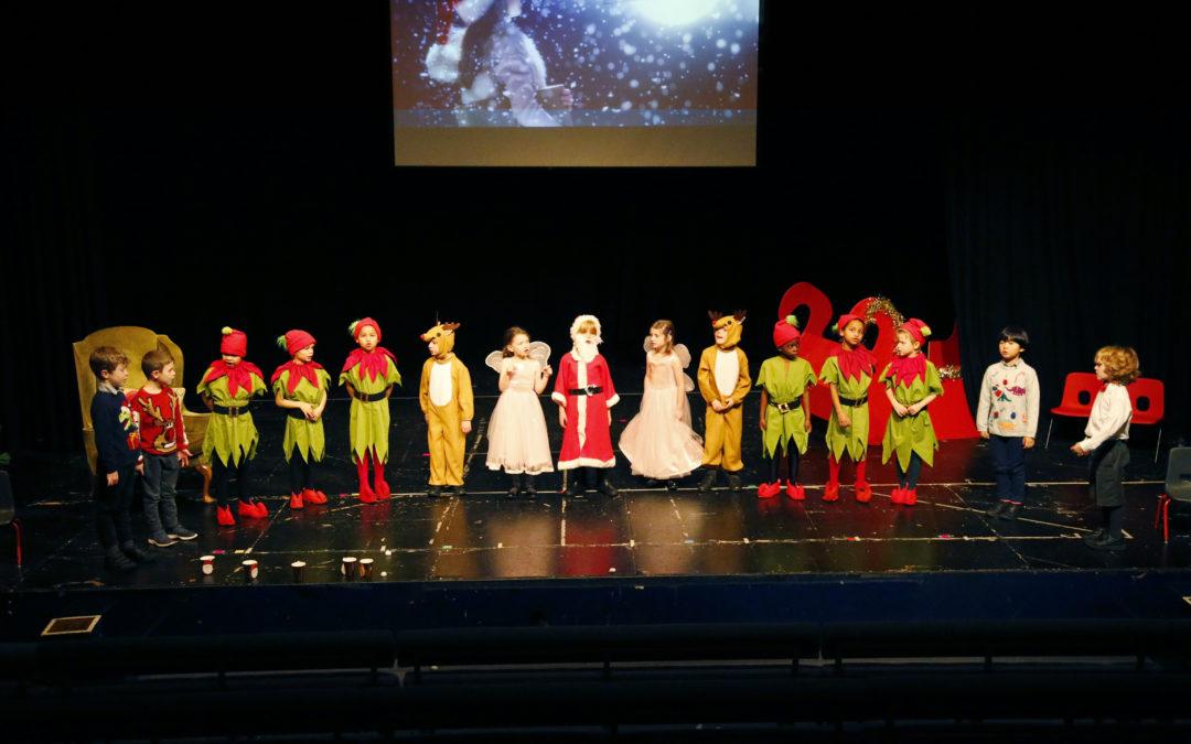 Pre-Prep Christmas Play: 'Santa's Lost His Hat'